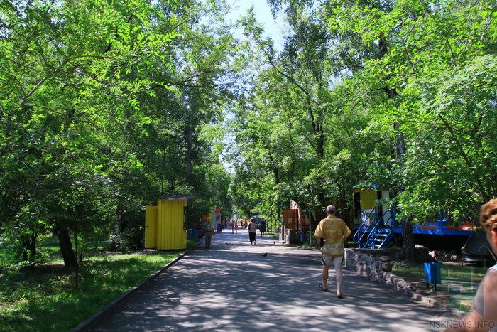 ФССП фотографии центрального парка города новосибирска своих интересов