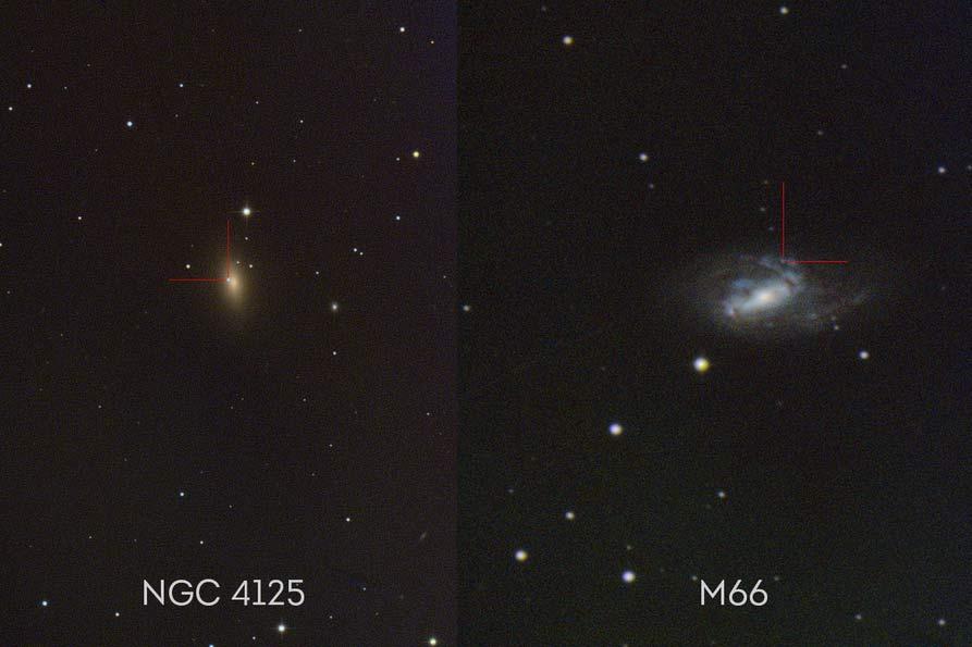 Астрономы новосибирского планетария сфотографировали вспышки сверхновых звезд