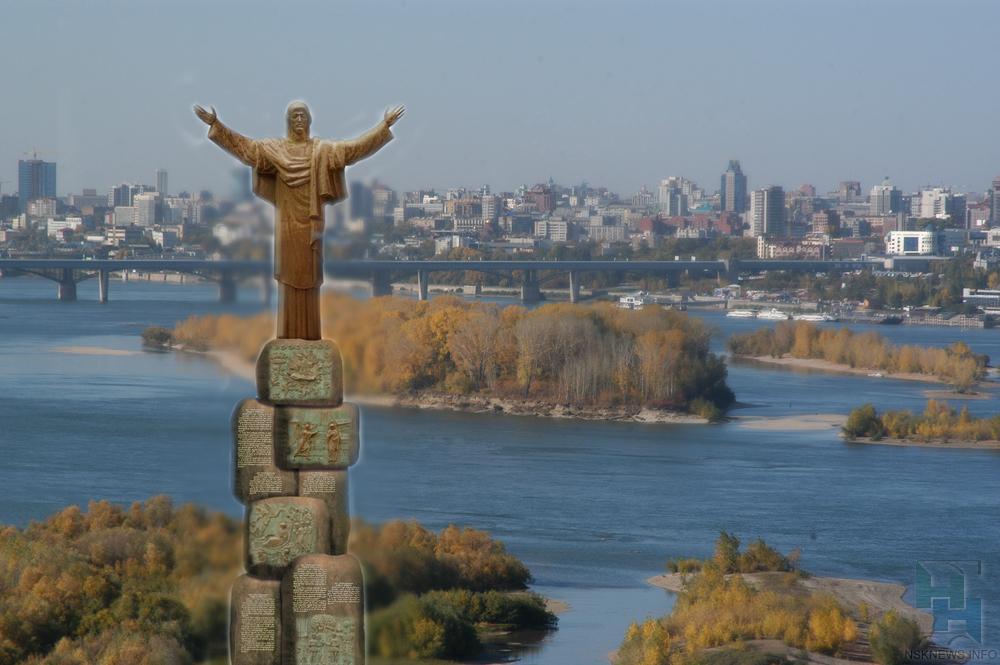 В российской столице неисключили возможности установки 80-метрового Христа работы Церетели