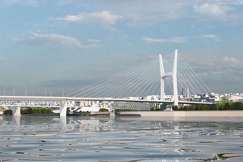 Три компании подали заявку настроительство четвертого моста