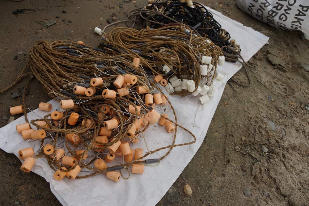 Милиция отыскала несколько тыс. браконьерских крючков надне Оби