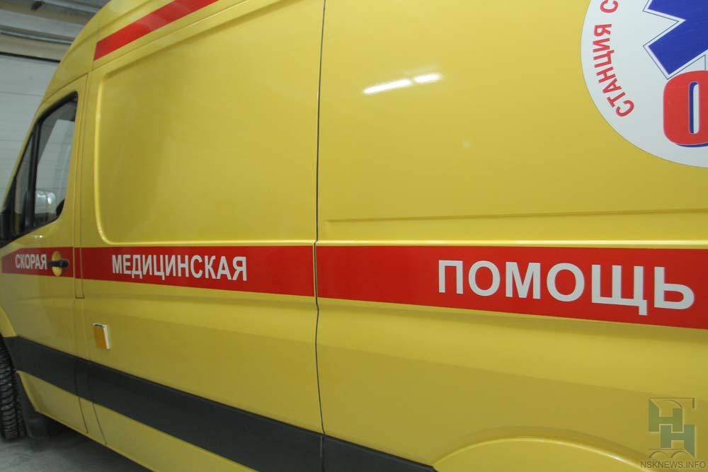 ВНовосибирской области из-за столкновения натрассе сгорел 40-летний автомобилист