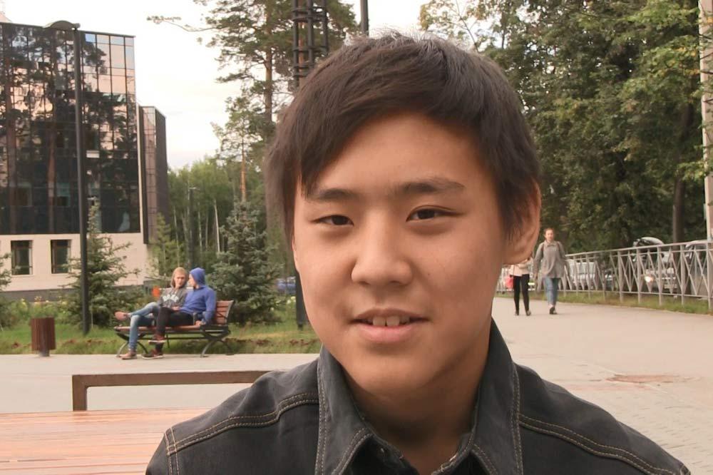 14-летний гражданин Якутска поступил вНГУ