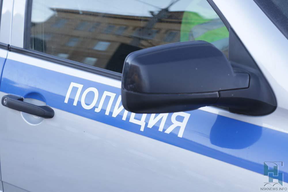 ВНовосибирске двое мужчин спистолетом ограбили таксиста