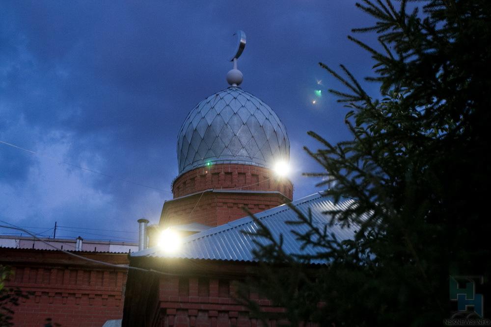 ВМосковской соборной мечети завершились празднества послучаю Курбан-байрама