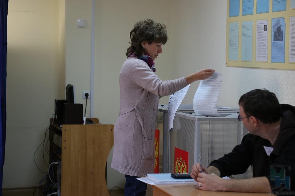 Навыборах вАрхангельской области лидирует «Единая Россия»