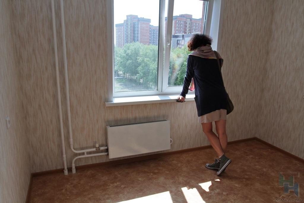 Загод комнаты вКрасноярске упали вцене на11%