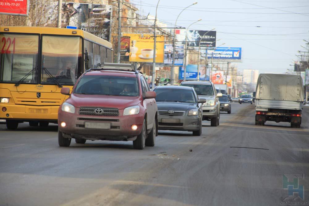 Самая длинная пробка недели вКазани зафиксирована наМамадышском тракте
