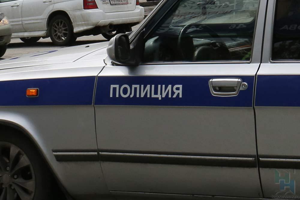 В Новосибирске работник шиномонтажа угнал «ВАЗ» и пытался скрыться на нём от полиции