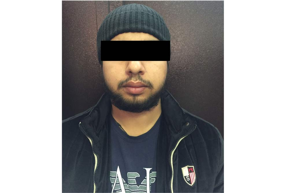 22-летнего торговца метадоном задержали вНовосибирске