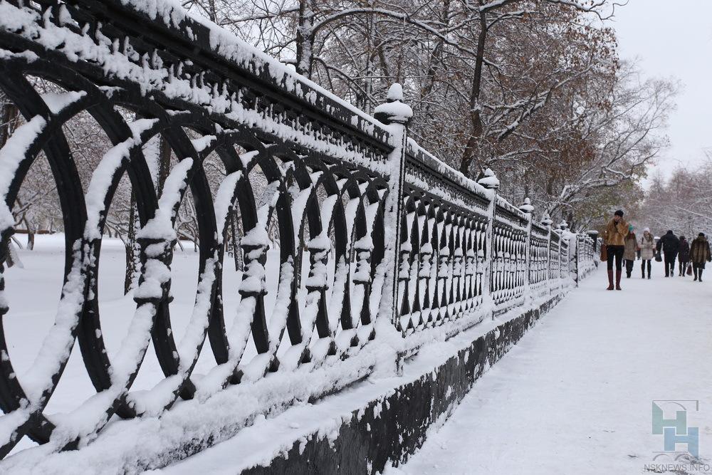 Морозы окрепнут вНовосибирске напраздничные выходные