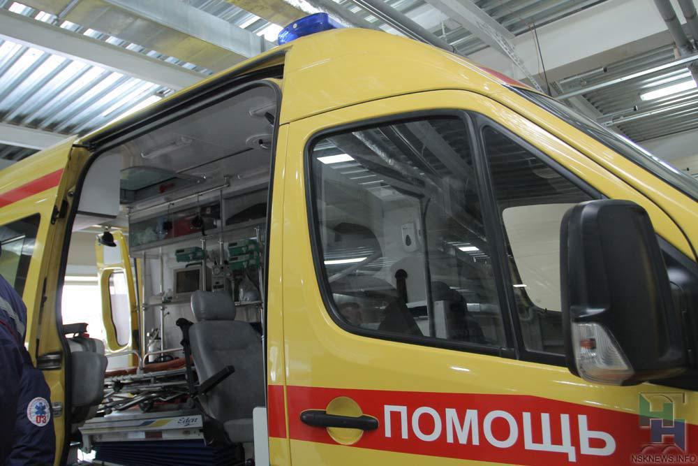 Натрассе «Новосибирск— Омск» ВАЗ влетел в грузовой автомобиль, умер молодой шофёр