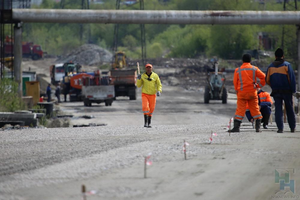 Новосибирск в 2017 получит неменее 1 млрд руб. наремонт дорог