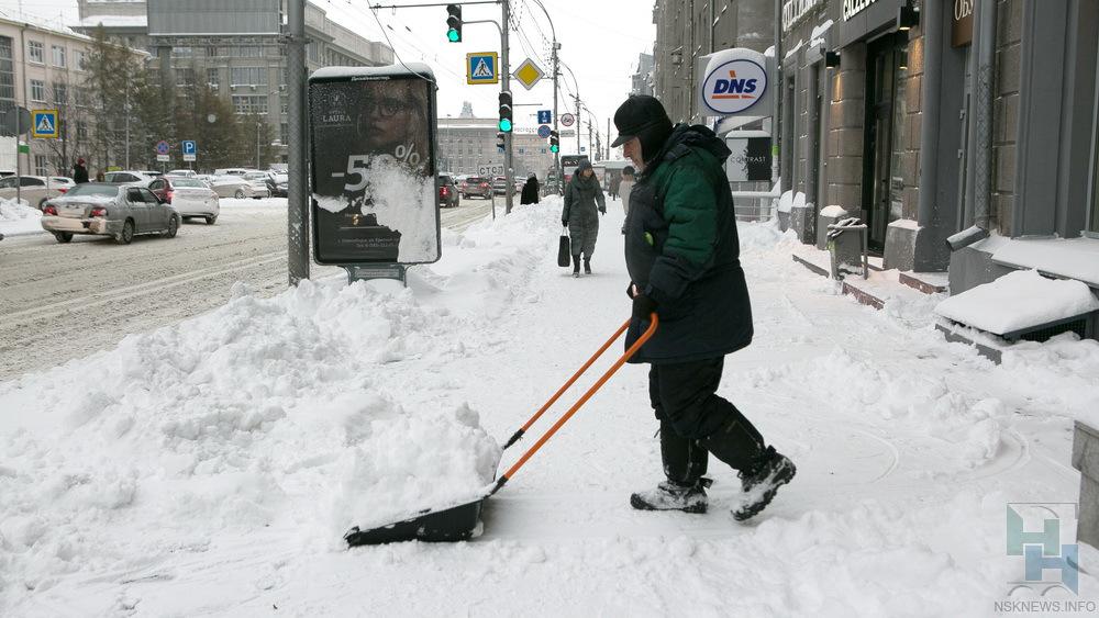 Правила уборки дорог от снега