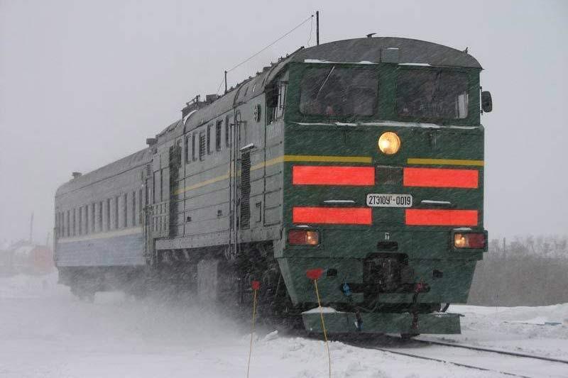 ВНовосибирской области ребенок спас друга из-под поезда