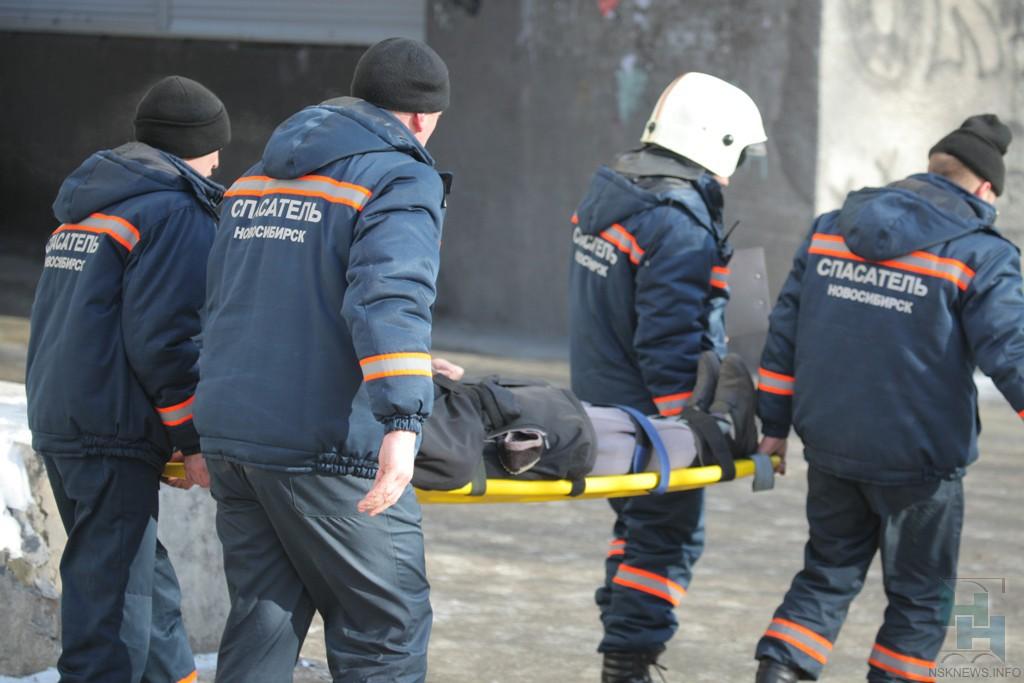 ВНовосибирске завыходные напожарах погибли двое мужчин