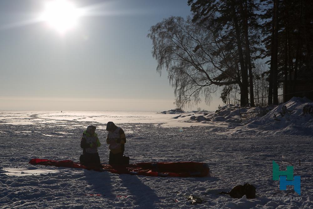 Четыре итальянки чуть было не замёрзли в Новосибирске