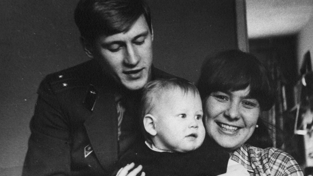 Анатолий Локоть: биография, семья, фото
