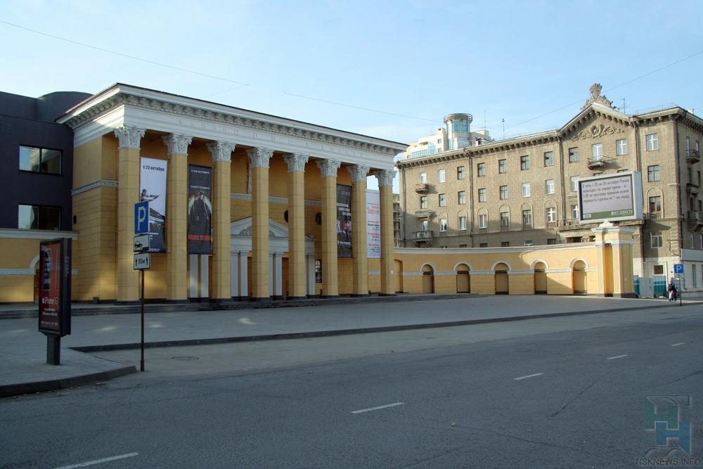 Центральная улица Новосибирска летом вполне может стать пешеходной