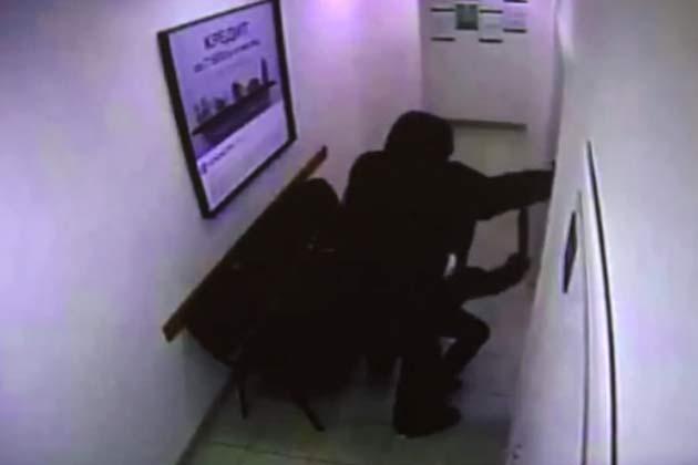 ВНовосибирске грабитель банка сдался полиции