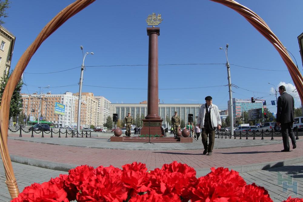 Память жертв блокады Ленинграда почтили неменее 500 военных моряков