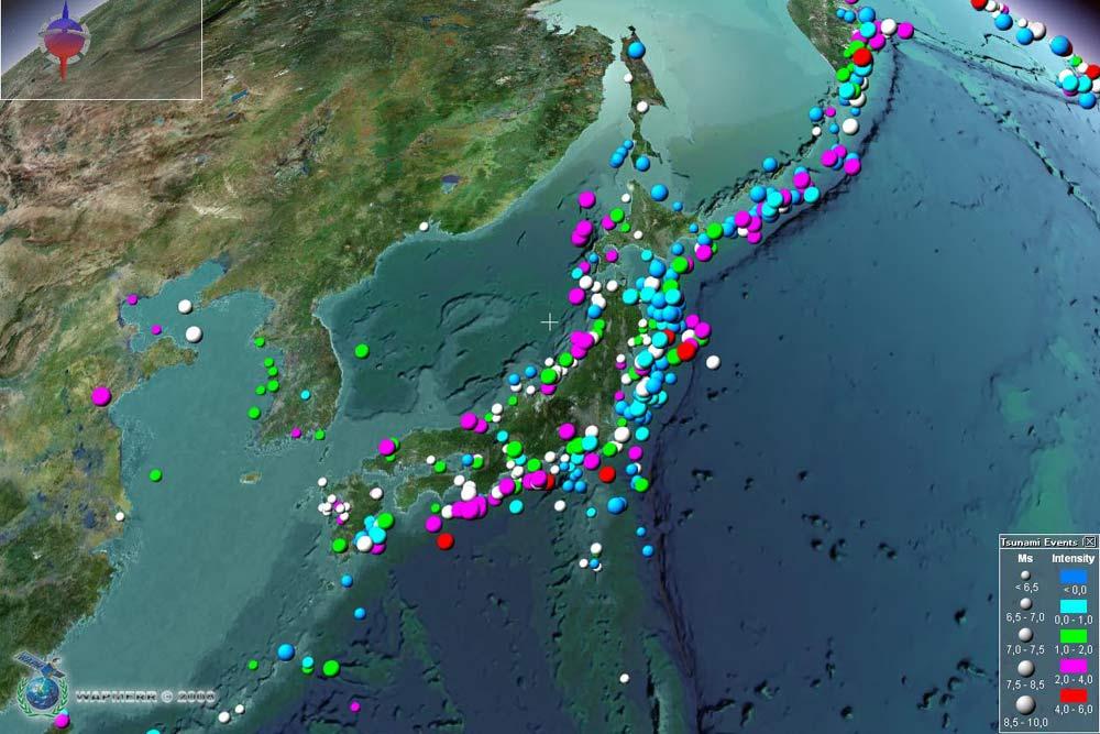 Новосибирские ученые отыскали способ предсказывать цунами