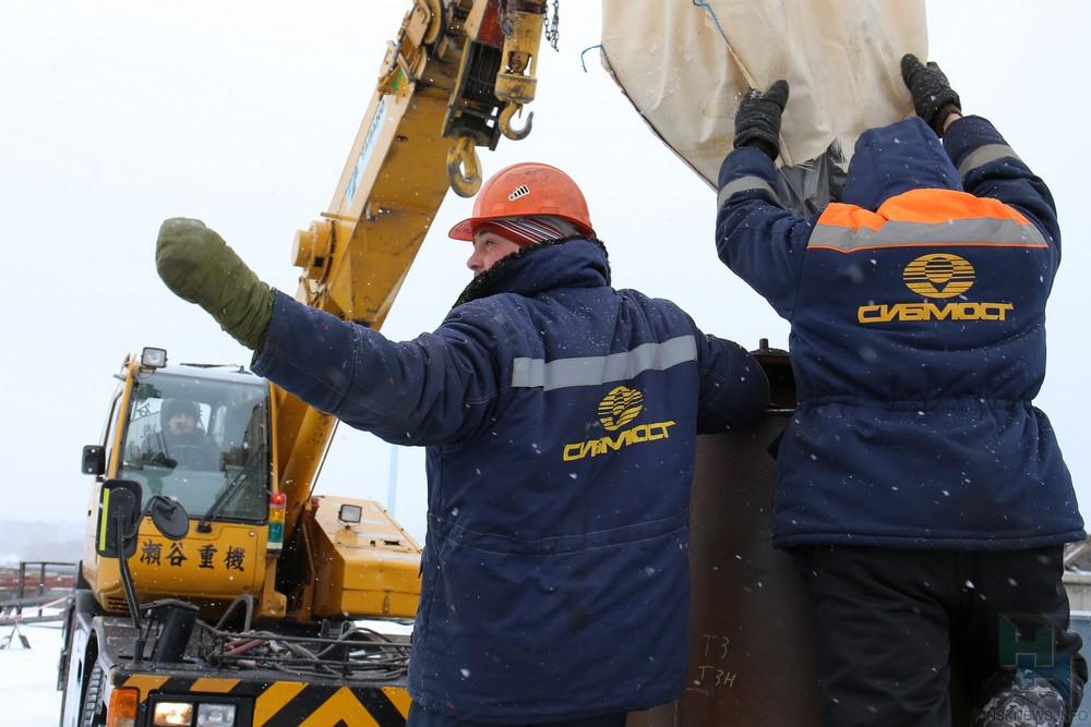 Суд отложил намарт рассмотрение жалобы мэрии Новосибирска поспору с«Сибмостом»