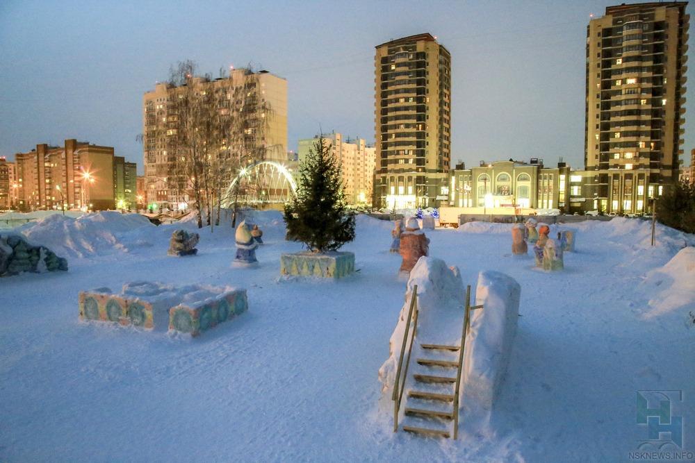 нас снежный новосибирск фото золотому кольцу