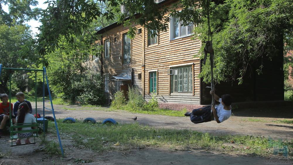 ВНовосибирске насчитали 139 ветхих дома сжителями