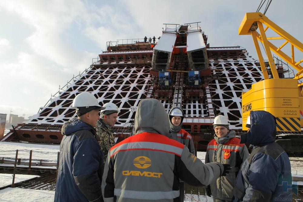 «Сибмост» проиграл суд овзыскании убытков смэрии Новосибирска