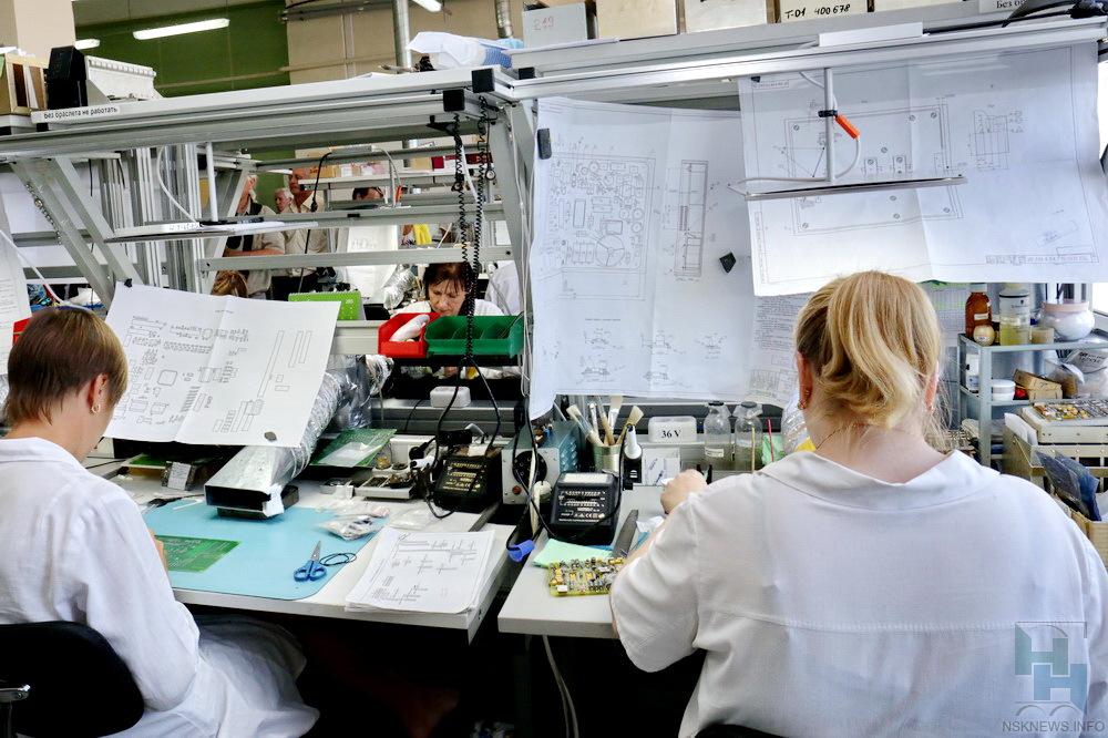Роспатент открыл вНовосибирске единственный филиал института индустриальной собственности