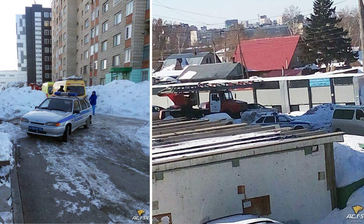 Напожаре вДзержинском районе пострадал 4-летний ребенок