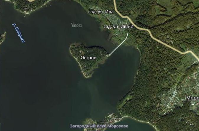 Искитимские власти нелегально  продали берег новосибирского водохранилища