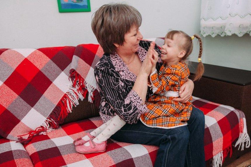ВНовосибирской области стартовала акция помощи «особенным детям» Ояшинского детдома