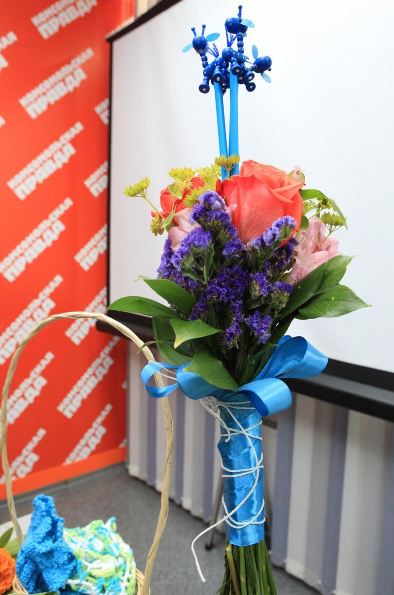 Букет из цветов своими руками для учителя 818