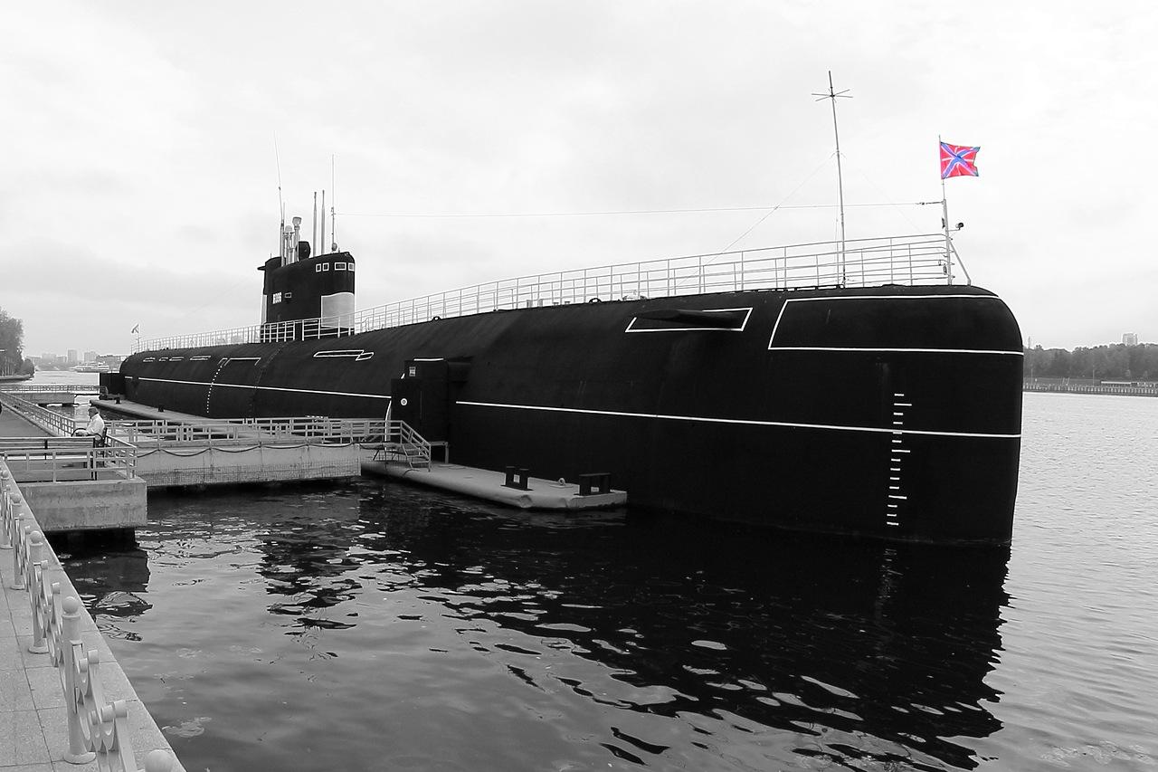 Лодка проекта 641
