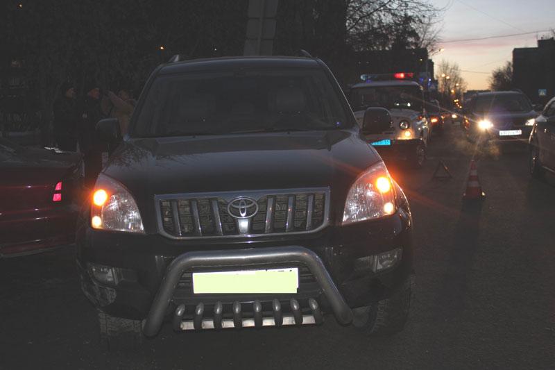 В ДТП на улице Кропоткина погибла 11-летняя девочка