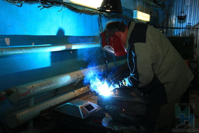 28.07.2015 «Умные каски» для шахтеров производят в Новосибирске