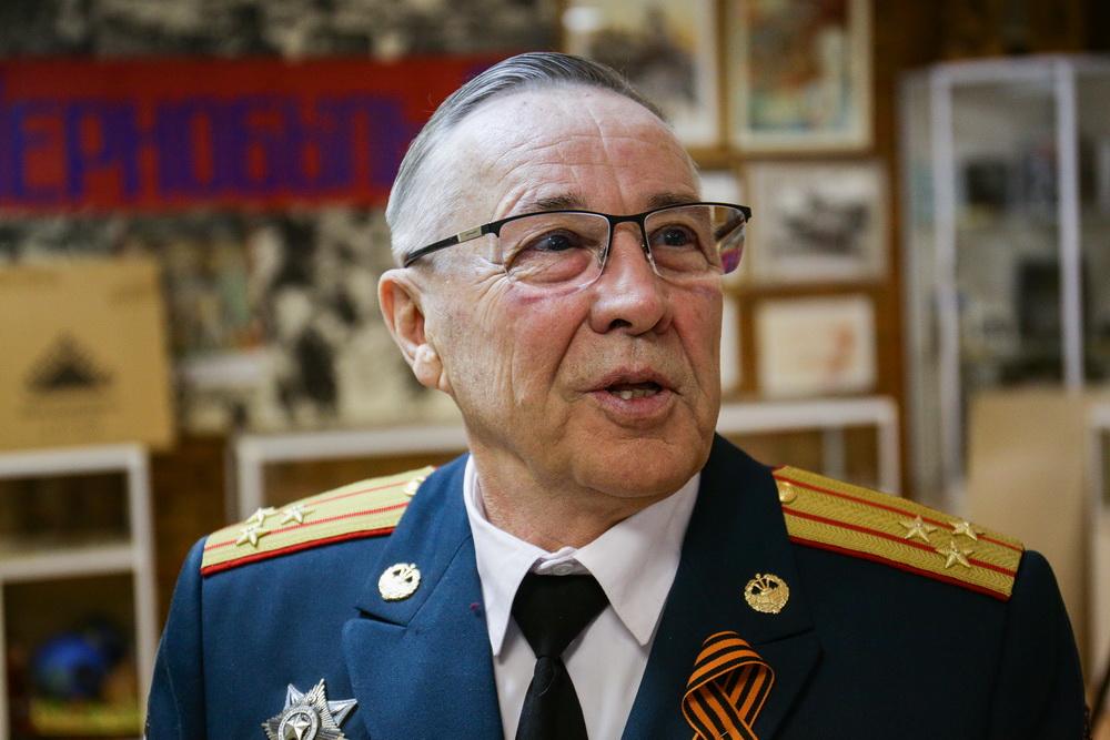 Александр Юдаков. Фото: Ростислав Нетисов, nsknews.info