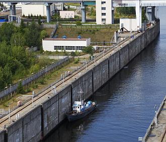 Наремонт новосибирского шлюза выделили полмиллиарда рублей