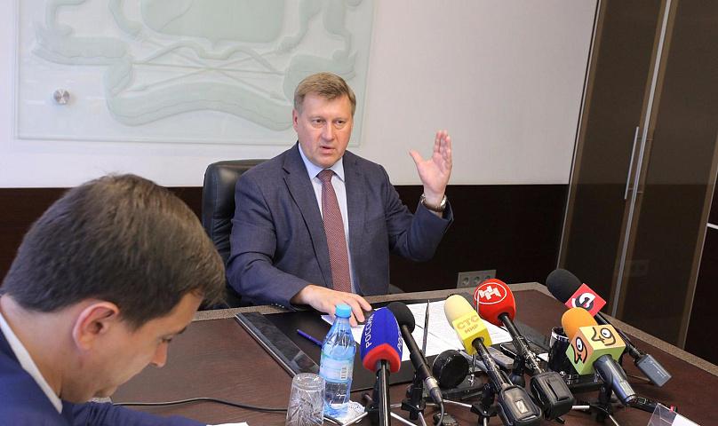 КНДР, Навальный и«Матильда»: мэр призывает ненагнетать обстановку