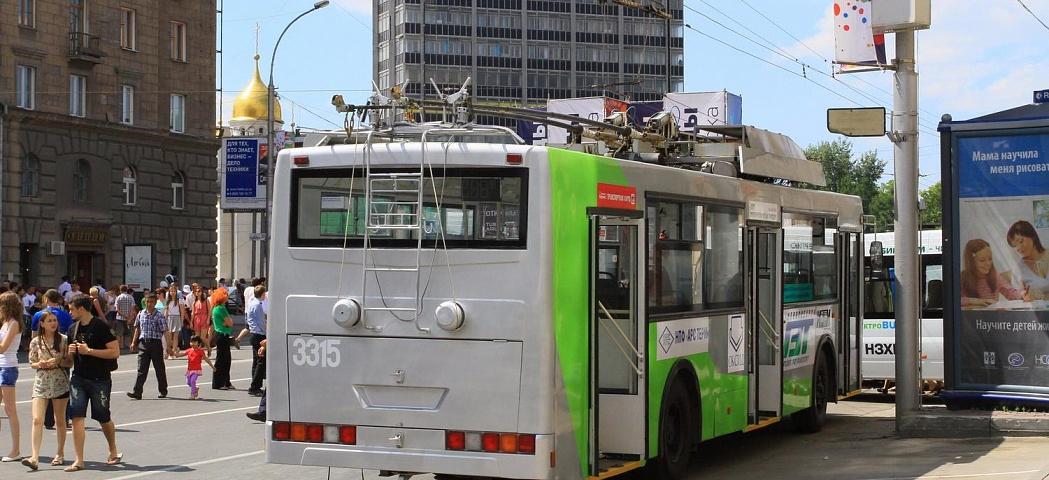 Дополнительные автобусы развезут новосибирцев после салюта 9мая